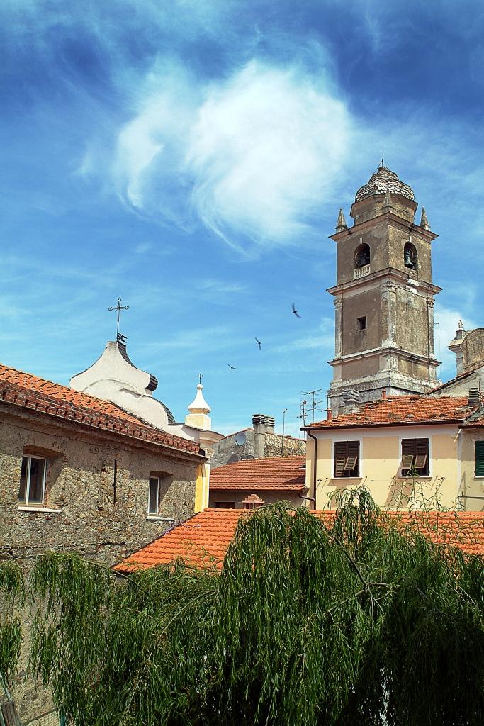 Campanile della Chiesa di Santa Maria Maddalena